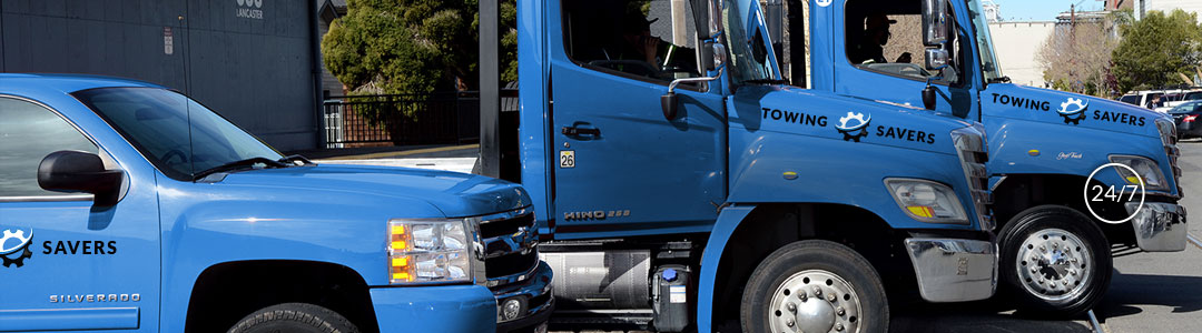 Long Distance Towing Solutions in Anaheim – Towing Savers